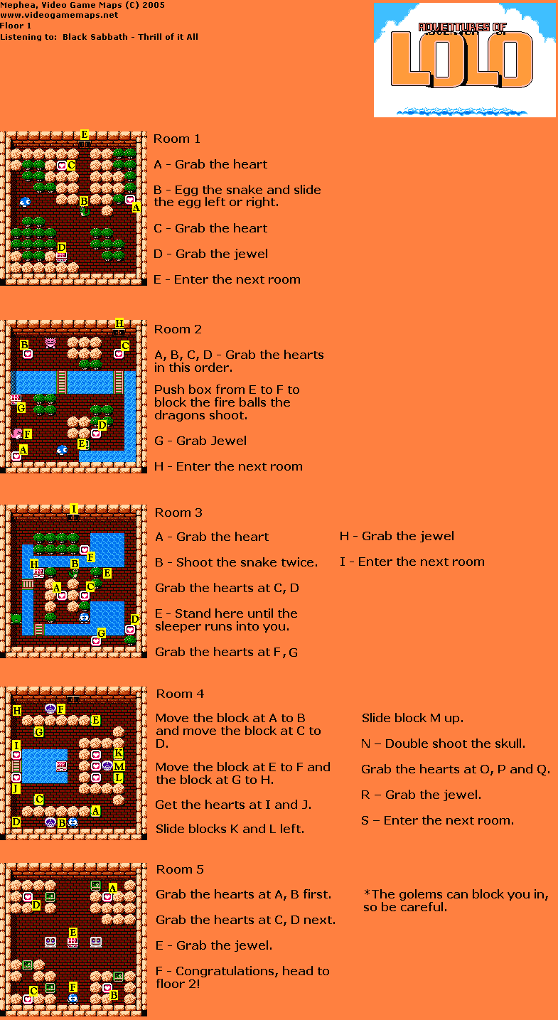 Vgm Maps And Strategies