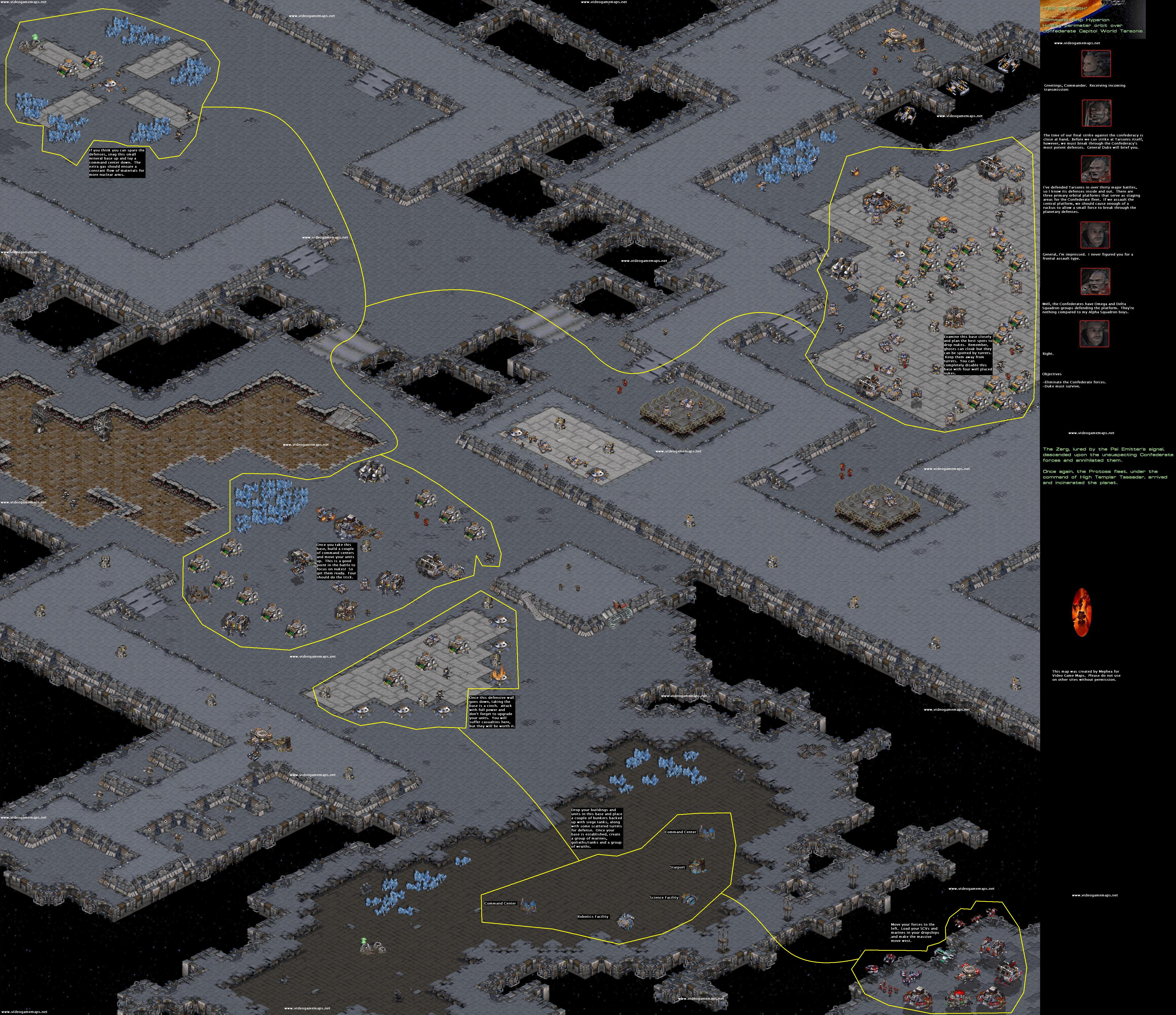 VGM: Maps and Strategies!