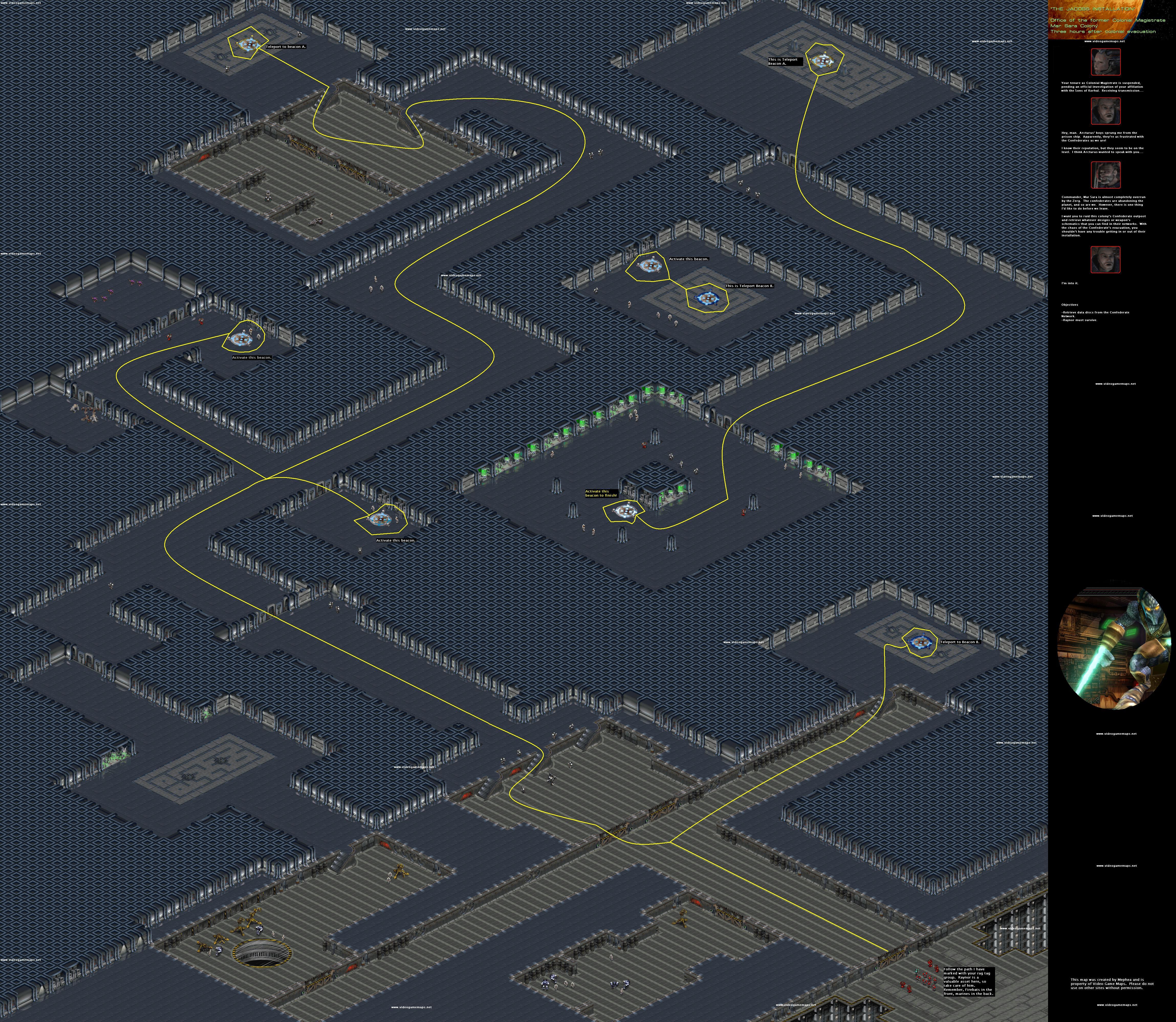 Best Starcraft Maps